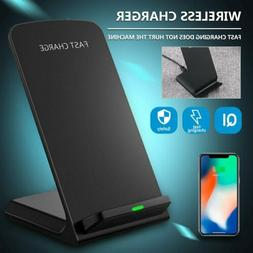 For iPhone SE 2020/11/11 Pro Max/XR/XS Max Qi Wireless Charg