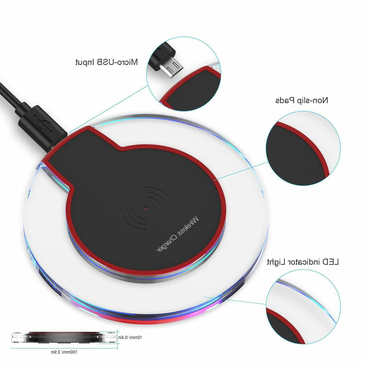 New Qi Charger Receiver iPhone 6 6S