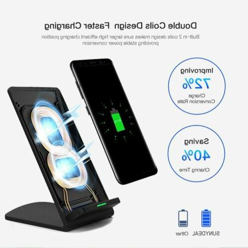 For S20 Ultra S10e Wireless Charger Dock