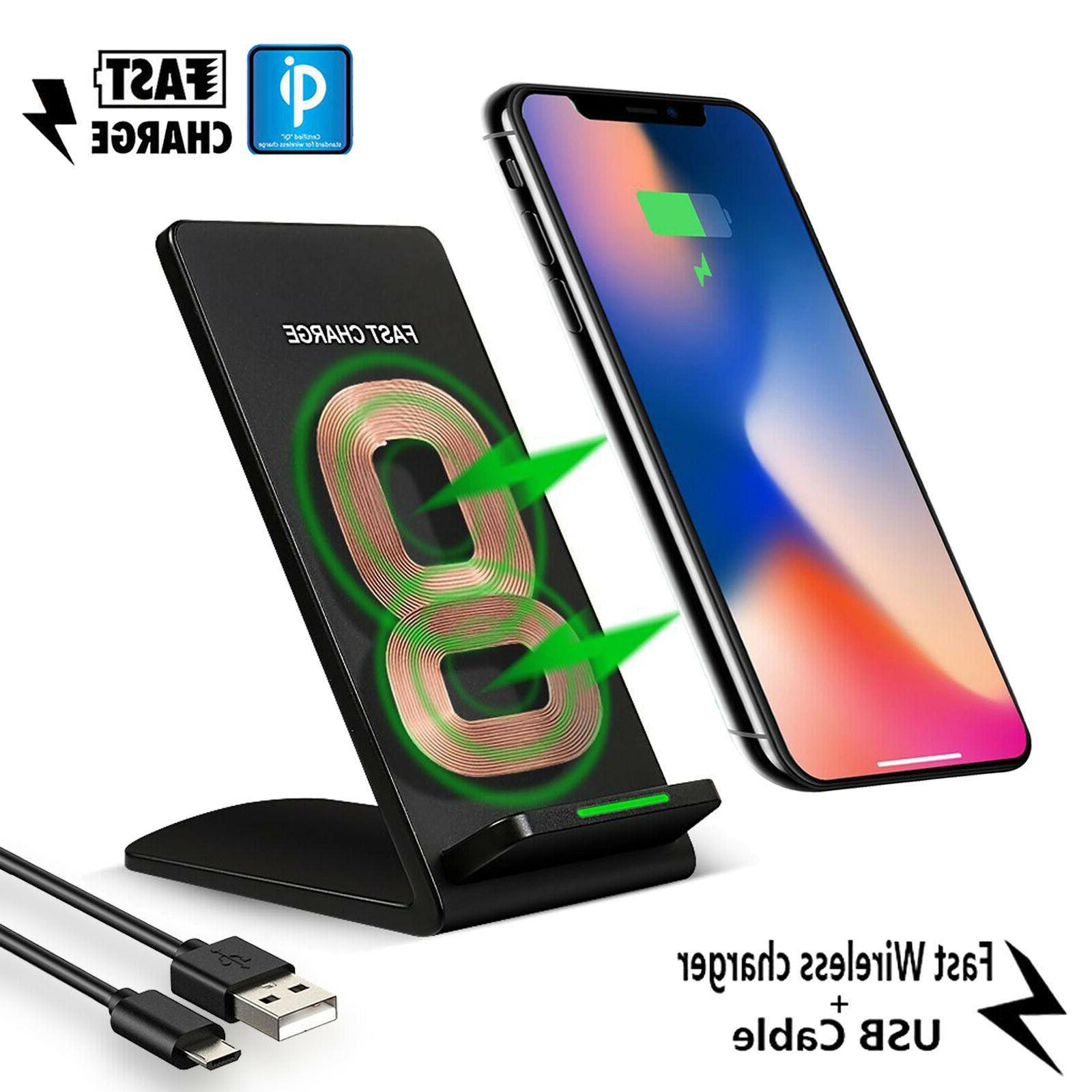 simplified charging qi wireless charger pad