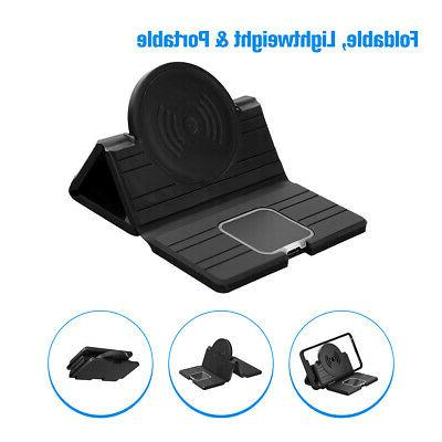 QI Wireless Car Charger Pad for 11 Samsung Universal
