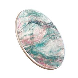 Marble Design 01 Wireless Qi Charger Cell Phone Charging Pad