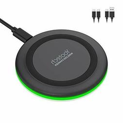 qi wireless charger charging station dock watch