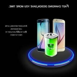 Qi Wireless Charger For iPhone 11/X/8/8 plus Galaxy S10/S9/S