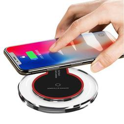 Qi Wireless Charging Pad, Fast Charging, Charger, iOS, Pixel