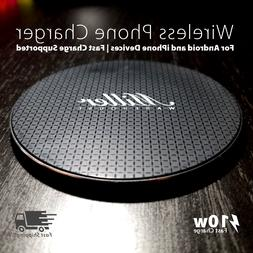 Qi Wireless Fast Charger Charging Pad - Samsung Galaxy S20 S