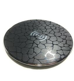 Qi Wireless Fast Charger Charging Pad for Samsung Galaxy Not