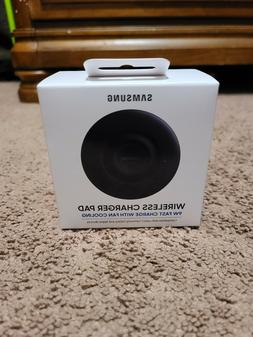 UNOPENED Samsung Wireless Qi Charger Pad - 9W Fast charge wi