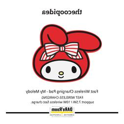 thecoopidea x Sanrio My Melody 7.5 / 10W Wireless Charging p